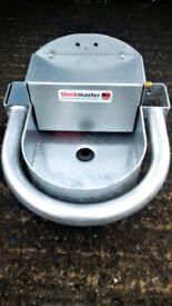 Stockmaster Metal Drink Bowl and Surround 7ltr