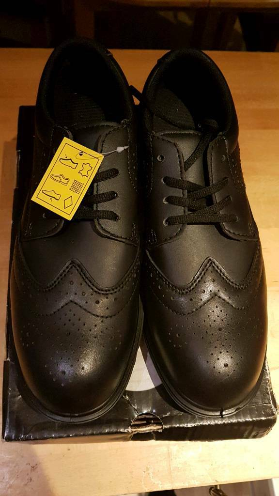 91a1dac20 Size 9 Black ARCO steel toe cap Safety shoes. Boxed | in Orpington, London  | Gumtree