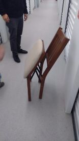 Stakkmore folding chairs