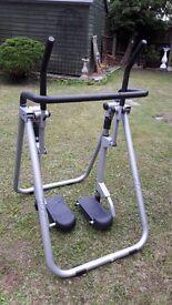 Carl Lewis exerciser