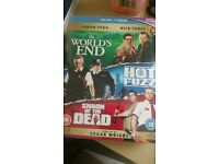 Brand new Dvd boxset - unopened and still sealed - blu-ray - 3 dvds
