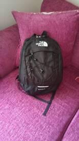 north face backpack /laptop bag