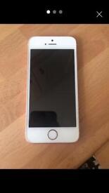 Damaged iphone se 16gb
