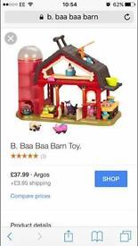 B. Baa Baa Barn