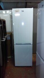 BEKO 55cm fridge freezer 60/40 new ex display
