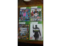 12 games for Xbox 360