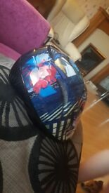 Brand New (without tag) never worn boys spiderman bicycle helmet