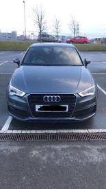 ** Audi A3 (8V) 2.0 TDI S-line** (Mint Condition)