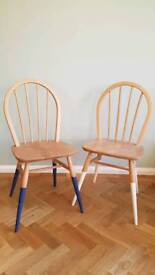 Ercol Dinning Chairs