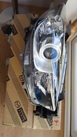 Genuine Mazda CX5 Front Headlight - Drivers Side