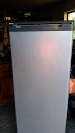 Free Standing Grey Beko fridge