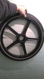 Gocycle wheels