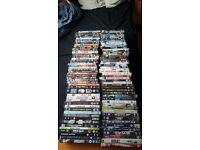 Bulk lot of DVDs over 160+ DVDs