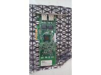 Intel E1G42ET 2 (dual) Port Gigabit Network card