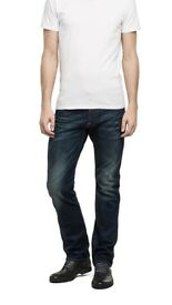 Men's brand new Replay slim fit jeans 2 pair