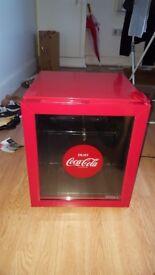 99L coca cola mini fridge