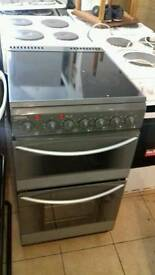 Hotpoint ceramic electric cooker 50cm