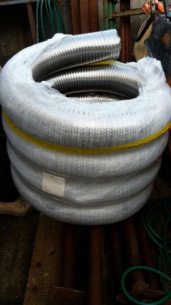 8meter 150mm flue liner BRAND NEW