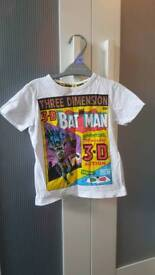 Boys Batman t-shirt size 18-24 months