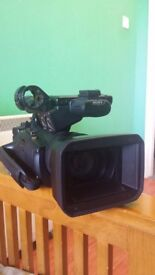 Videocamcorder Sony HVR Z-5 profesional with original Sony bag