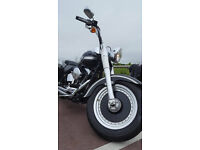 HARLEY-DAVIDSON FATBOY 2003 SOFTAIL 100th ANNIVERSARY Crab MODEL