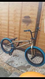 Mafia madmain gold ltd edition bmx bike