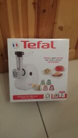 Tefal Mince and Shred meat mincer