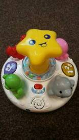 Vtech Spin and Discover Ocean Fun toy