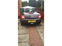 Black Renault Megane Convertible for sale