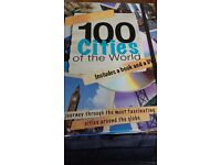 100 cities of the world book and DVD set