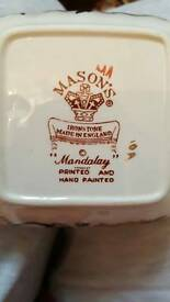 Masons Mandalay small trinket dish.perfect condition