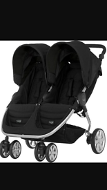Britax Duo b agile double buggy **Excellent condition**