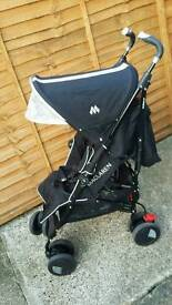 Maclaren techno xt buggy and raincover