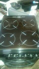 Indesit cooker delivery all north east fan assist halogen rings