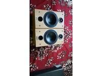 HiFi speakers - tannoy mercury f1 custom