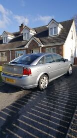 Wauxhall Vectra 1.8vvt For Sale long MOT. 67K miles.2009