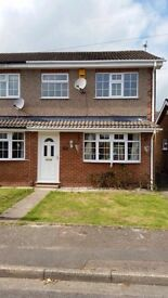 3 Bed House to rent