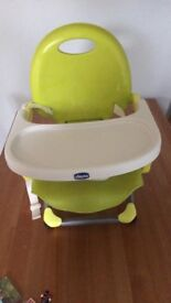 Chicco snack and go chair