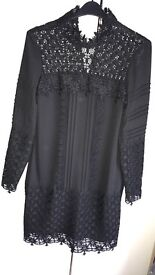 Rochelle humes victoriana dress