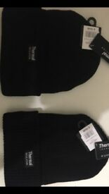 10 Thermal insulation hats !! 10 for £10 new