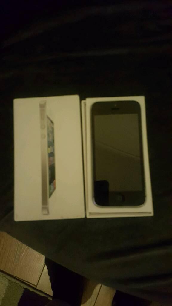 I iPhone 5