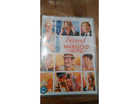 Second Best Marigold Hotel DVD - Shrink wrapped