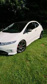 Honda civic type r low mileage not ford st or vaxhall vxr audi s3