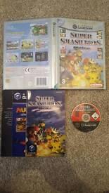 Nintendo Smash Bros Gamecube