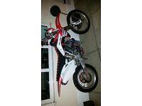 Crf 150 big wheel