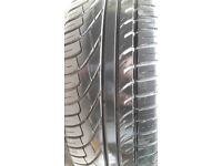 Michelin Pilot Primacy XSE 215 55 R16 97W Extra Load Tyre As New