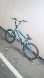 "20"" bmx bike, we the people crysis 2013 model"