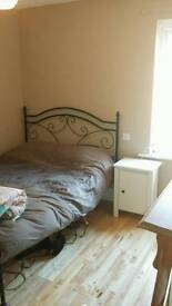 Double room for rent to student or professional