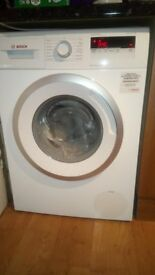 Bosch Washing Machine 8 months old