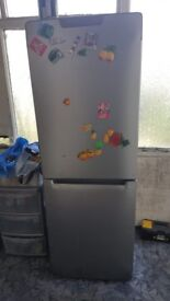 Hot Point Fridge and Freezer for £60 - used but working absolutely fine - Greenford